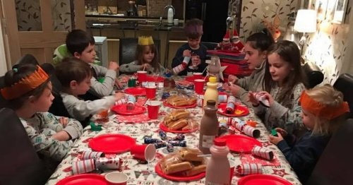 Britain's biggest family share their top tips on how they prepare for Christmas