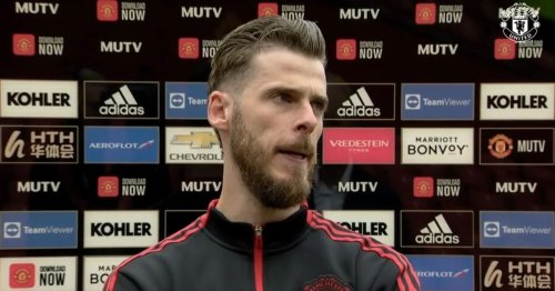 "De Gea blasts Man Utd team-mates for ""playing like kids"" in Liverpool mauling"
