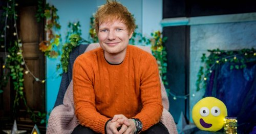 Sir Elton John brand Ed Sheeran a 'f*****g big mouth' over festive duet leak