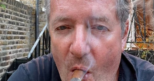 Piers Morgan compares himself to a gangster ahead of 'Meghan fallout' interview