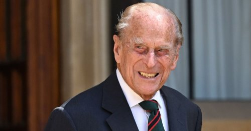 Lilibet's name 'is Harry's tribute to grandfather Prince Philip not the Queen'
