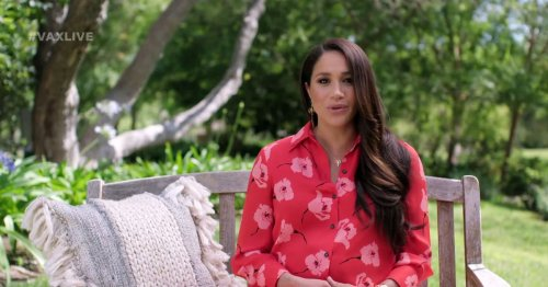 Meghan 'taught Harry of ancestral healing' to break cycle of 'genetic suffering'