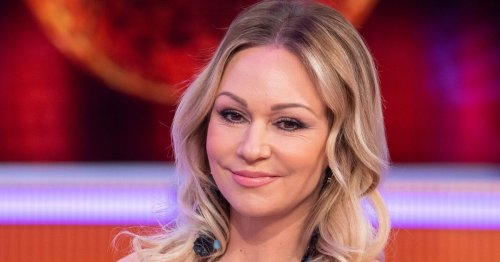 Strictly Come Dancing star Kristina Rihanoff takes up new career as yoga teacher