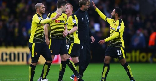 Liverpool's Klopp told team 'nobody leaves party until 1am' after Watford defeat