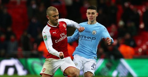 Arsenal scout who discovered Wilshere believes he has found their Phil Foden