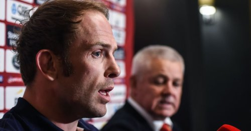 British and Irish Lions squad in full as Alun Wyn Jones leads South Africa tour