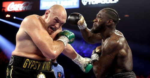 """Deontay Wilder wants to """"decapitate"""" Tyson Fury in brutal trilogy fight warning"""