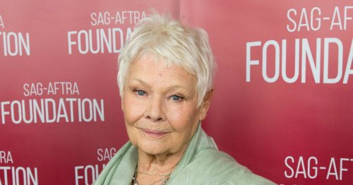 Dame Judi Dench jokes her plans for next five years include 'staying alive'