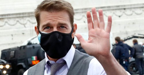 Five Mission: Impossible crew 'quit' after Tom Cruise 'goes into another rant'