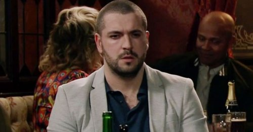 Corrie's Shayne Ward returns to soap after three years for Johnny's tragic death