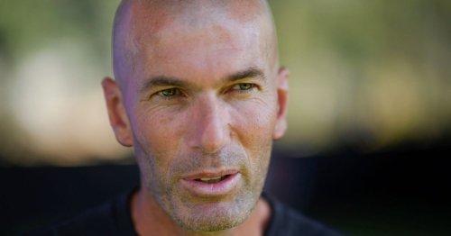 Zinedine Zidane has made his feelings very clear about becoming Man Utd boss