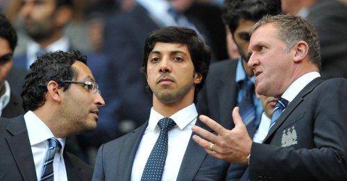 Man City owner Mansour makes rare public statement to set Guardiola challenge