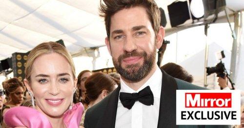 Emily Blunt insists husband 'immune' to steamy Dwayne Johnson scene in new film