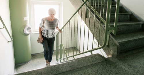 Simple staircase test can tell how much you're at risk of deadly heart disease