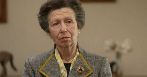 Princess Anne breaks unofficial royal rule during interview