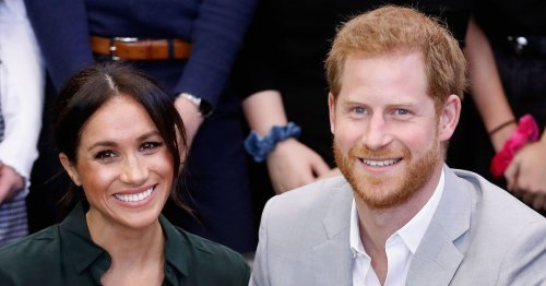 Meghan Markle and Prince Harry could become billion dollar brand, expert claims