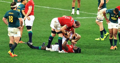Alun Wyn Jones, Courtney Lawes and spirit that showed why Lions will survive