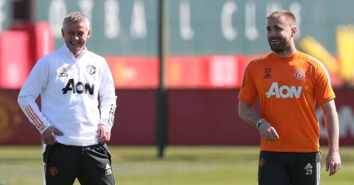 Solskjaer's challenge to Man Utd as he refuses to give up Man City chase