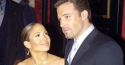 Jennifer Lopez and Ben Affleck split in 2004 just 3 days before showbiz wedding