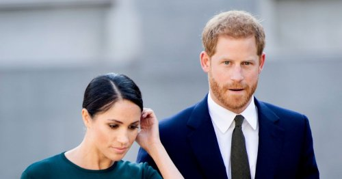 Meghan Markle and Prince Harry '100% hypocritical' over privacy, claims source