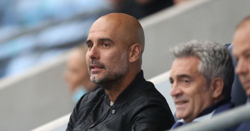 Man City set to give run-outs to big guns in friendly against EFL side