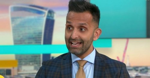 GMB's Dr Amir Khan urges caution over claims Britain is 'no longer in pandemic'