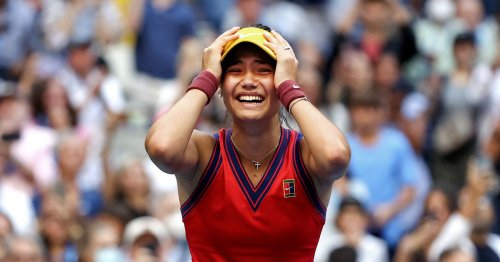Raducanu's nan's heartfelt advice after her collapse at Wimbledon