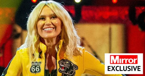 Strictly Come Dancing's Anneka Rice says show left her 'depressed and broken'