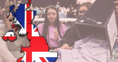 Local election results in full - summary of polls in all areas of Britain