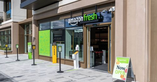 Amazon opens third store in the UK where you just walk out with your shopping