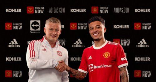Solskjaer confirms when Sancho will join Man Utd squad and make debut