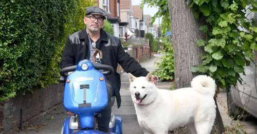 Man fined for 'dropping cigarette' has fit as council officers 'follow him home'