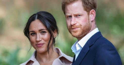 Harry and Meghan 'talked with billion-dollar video firm a year before Megxit'