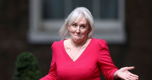 Nadine Dorries has dumped Brexit from the 'Festival of Brexit'