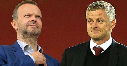 Ed Woodward issues Ole Gunnar Solskjaer update amid scrutiny on Man Utd boss