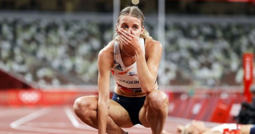 Keely Hodgkinson becomes first Brit since Kelly Holmes to win 800m Olympic medal