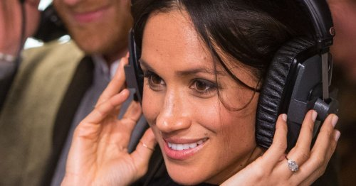 Meghan and Harry release just 35 minutes of Spotify show after £18million deal