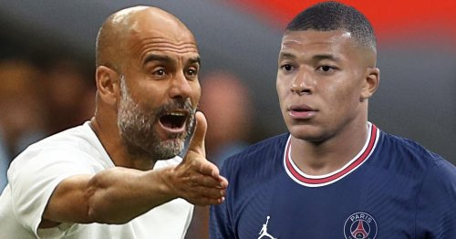 Guardiola's comments on Mbappe transfer that Man City want 'at any cost'