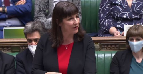 'Demolition woman Rachel Reeves smashed the Chancellor's Budget brick by brick'