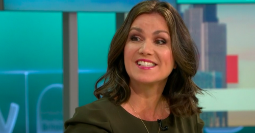 Susanna Reid shows off stylish new hairdo but GMB viewers spot fake tan blunder