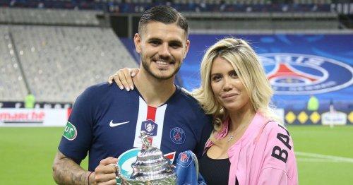 Mauro Icardi makes 'four demands' to wife Wanda Nara before he'll return to PSG