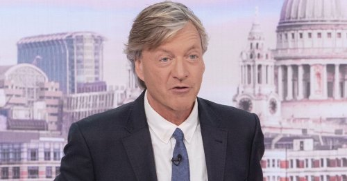 Richard Madeley infuriates GMB viewers with comments on Kate Middleton's waist