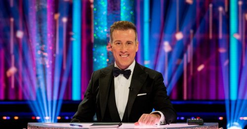 Anton du Beke opens up about 'out of control' past in pre-Strictly career