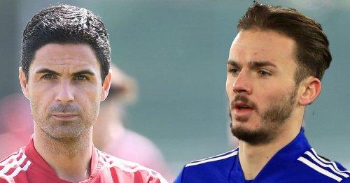 James Maddison's Arsenal verdict as Arteta 'reaches wage agreement' with target