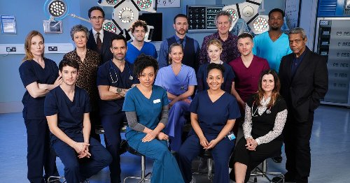 Lorraine Kelly says ITV's move to axe Holby City is a 'daft decision'