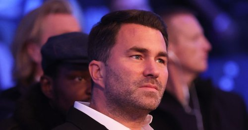 Eddie Hearn's honest assessment after Anthony Joshua defeat to Oleksandr Usyk