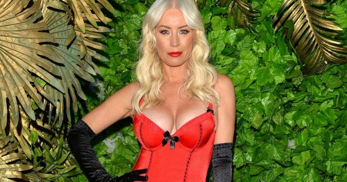 Denise Van Outen says she'll only do I'm A Celeb if it's in Australia not Wales