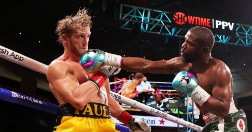 Logan Paul believes fight rules prevented him from knocking out Floyd Mayweather