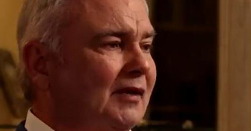 Eamonn Holmes cries in emotional new interview as he remembers his late dad