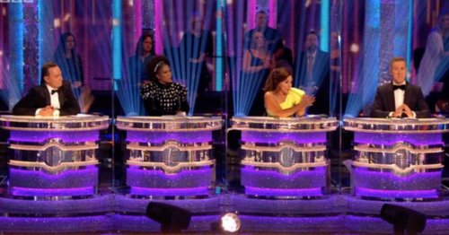 Strictly fans outraged as latest eliminated star leaks ahead of results show